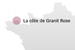 La Côte de Granit Rose, en Bretagne