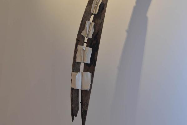 Patrice Lebreton exposition sculptures céramiques