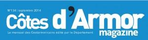 Le Festival de l'estran dans Côtes d'Armor Magazine