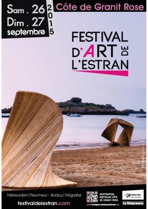 Le Festival de l'estran sur le site tourismebretagne.com