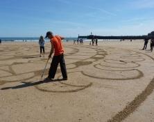 Beach Art, par Michel Jobard