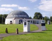 Planétarium de Bretagne (Parc du Radôme)