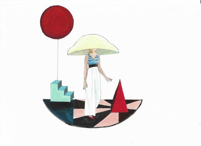 Charlotte Vitaioli «Oasis»